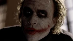 The Dark Knight Joker Heath Ledger Actor Face Makeup Men Film Stills DC Comics Movies 1920x1080 Wallpaper