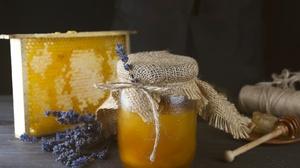 Honey Lavender Still Life 2048x1367 wallpaper