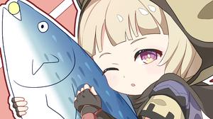 Genshin Impact Sayu Genshin Impact Anime Anime Games Video Game Animals Video Game Characters Video  2480x2067 Wallpaper