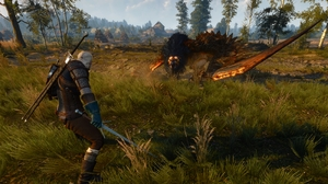 The Witcher 3 Screen Shot Geralt Of Rivia PC Gaming Video Games RPG The Witcher 3 Wild Hunt CD Proje 3200x1800 wallpaper