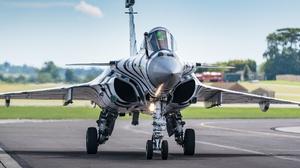 Aircraft Dassault Rafale Jet Fighter Warplane 2048x1367 wallpaper