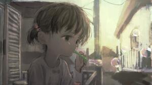 Anime Girls Original Characters Animated Character 1920x1160 Wallpaper