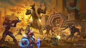 World Of Warcraft PC Gaming Anubis Video Games 3840x2160 Wallpaper