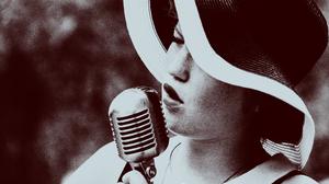 Music Singer 4928x3264 wallpaper