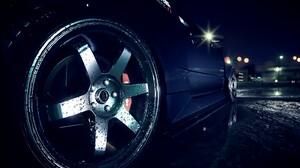 NFS 2015 Need For Speed Nissan Skyline Car Blue Cars 5120x2880 Wallpaper
