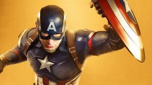 Chris Evans Captain America Steve Rogers 3840x2160 Wallpaper