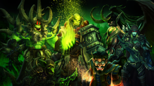 Video Game World Of Warcraft Legion 1920x1080 wallpaper