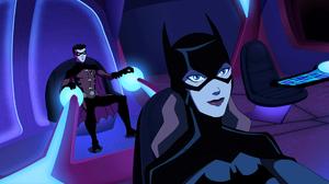 Batgirl Robin Dc Comics 1920x1080 Wallpaper
