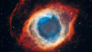 Space Hubble Science Universe NASA Helix Nebula 2560x1440 Wallpaper