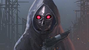 Dark Death Gun Sword Art Online 1920x1459 wallpaper