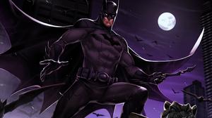 Batman Dc Comics 2851x2103 wallpaper