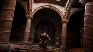 Assassins Creed Valhalla Eivor Architecture PC Gaming 2554x1252 wallpaper