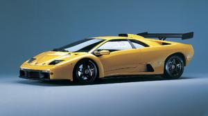 Car Sport Car Yellow Car Lamborghini 1920x1440 Wallpaper