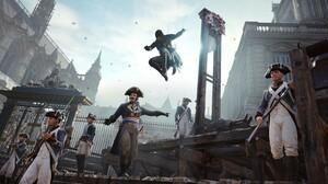 Assassins Creed Assassins Creed Unity Video Games 4480x2520 Wallpaper