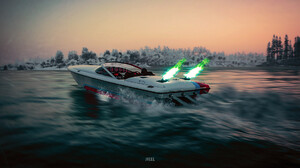 Video Game The Crew 2 1920x1080 Wallpaper