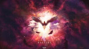 Angel Feather Wings Woman 3840x2160 Wallpaper