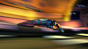 Video Game Wipeout 1920x1080 wallpaper