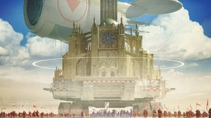 Army Building Cathedral 1920x1080 wallpaper