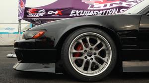 Car Car Meets S13 Silvia S13 Coupe JDM Drift 3440x1440 wallpaper