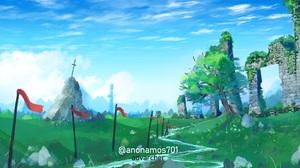 Video Game The Legend Of Zelda Breath Of The Wild 2550x1298 wallpaper