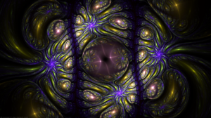 Abstract Artistic Digital Art Fractal 1920x1080 Wallpaper