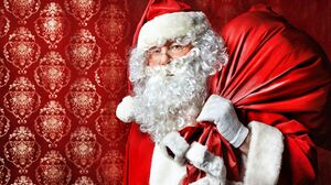Bag Beard Christmas Santa 1920x1200 Wallpaper