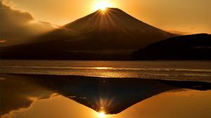 Earth Mount Fuji 1920x1275 Wallpaper