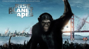 Movie Rise Of The Planet Of The Apes 1920x1200 wallpaper