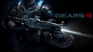 Gears Of War 4 3840x2160 Wallpaper