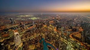 Building City Cityscape Dubai Horizon United Arab Emirates 2048x1152 wallpaper