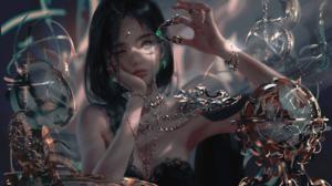 Fantasy Girl 8800x5000 wallpaper