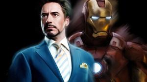 Iron Man Marvel Comics Tony Stark 1920x1163 wallpaper