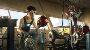 Tony Stark Iron Man Iron Man 2 Iron Man 3 Fan Art Artwork Digital Painting Digital Art Marvel Comics 3840x1918 Wallpaper