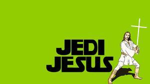 Jesus Star Wars 1680x1050 wallpaper