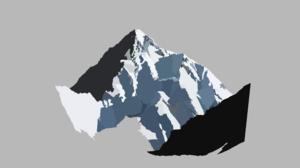 Peak Simple 3800x2000 wallpaper