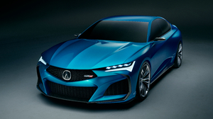 Acura Acura Tlx Blue Car Car Luxury Car 8000x4500 Wallpaper