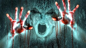 Blood Creepy Dark Hand Scary 1920x1200 Wallpaper