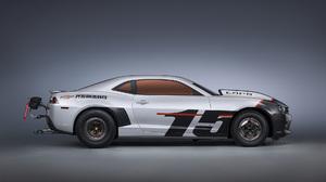 Supercar Chevrolet Muscle Car Race Car Coupe Silver Car Car 1920x1080 Wallpaper