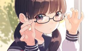 Anime Girl 2150x1613 Wallpaper