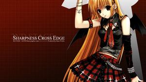 Re Crime Anime Manga Anime Girls Suzuhira Hiro Artwork Gothic Wings Long Hair Blonde 2560x2048 wallpaper