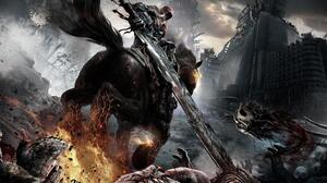 Darksiders War Darksiders 2560x1600 Wallpaper