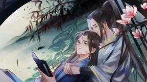 Anime Love 2560x1192 Wallpaper