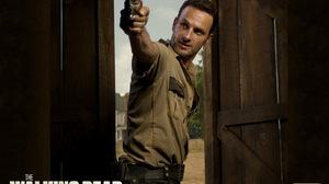 Andrew Lincoln Horror Rick Grimes The Walking Dead 1600x1200 Wallpaper