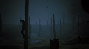 The Last Of Us 2 Pillar Mist Abby Creepy Corpse Slave Beach Shore Prisoners Video Games Game Charact 1920x1080 Wallpaper