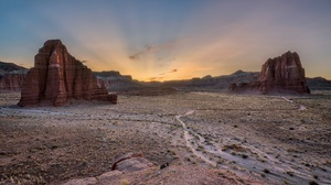 Desert 2048x1100 wallpaper