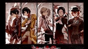 Anime Bungou Stray Dogs 1920x1240 wallpaper