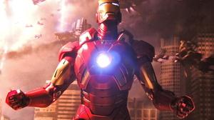 Iron Man 4595x3446 Wallpaper