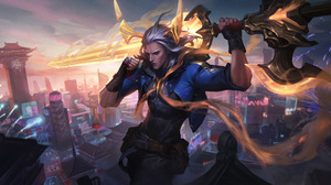 Viego League Of Legends League Of Legends League Of Legends Wild Rift Riot Games Jungle 4K 7680x4320 Wallpaper