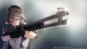 M1014 Girls Frontline 2000x1152 wallpaper