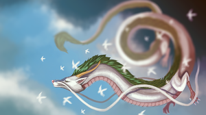 Dragon Spirited Away 1920x1336 Wallpaper